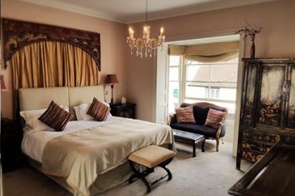 Luxury Hotel Rooms in Dunster