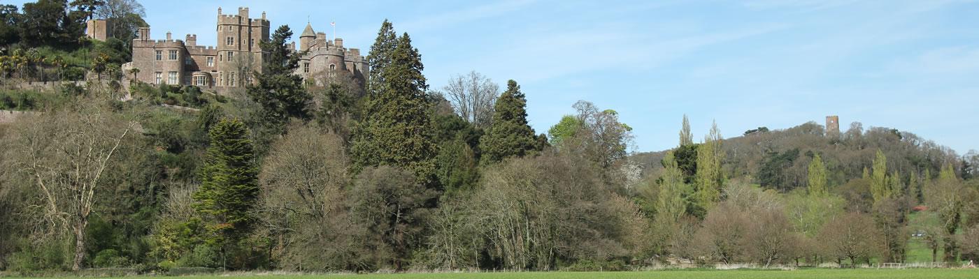 Around Exmoor Dunster Castle Hotel