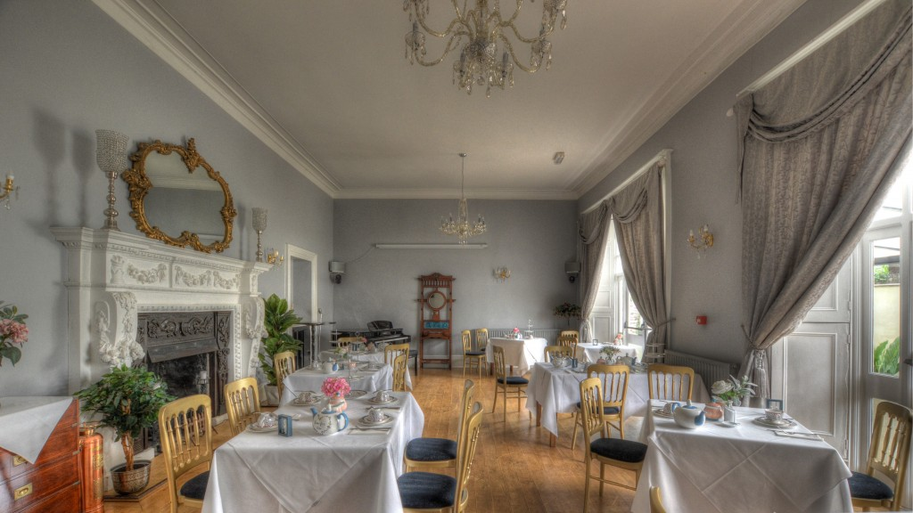 Premier afternoon tea venue in Dunster